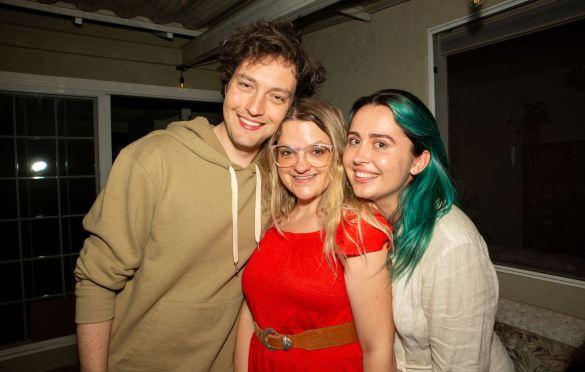 Kat Hamilton & Friends at LA Music Scene Private Party 8/28/21. Photo by Derrick K. Lee, Esq. (@Methodman13) for www.BlurredCulture.com.
