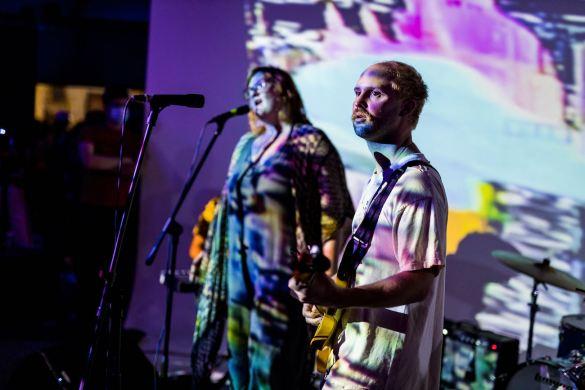 D.A. Stern @ Non Plus Ultra 9/11/21. Photo by Derrick K. Lee, Esq. (@Methodman13) for www.BlurredCulture.com.