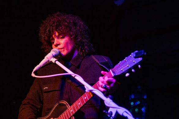 Nico Turner @ Silverlake Lounge 9/9/21. Photo by Derrick K. Lee, Esq. (@Methodman13) for www.BlurredCulture.com.