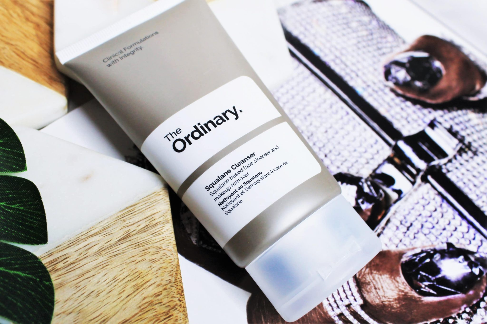 Image result for the ordinary squalane cleanser