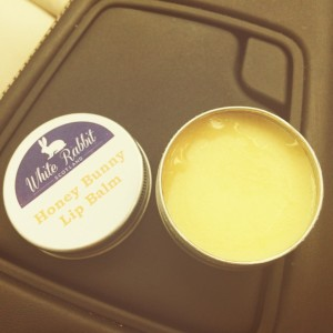 White Rabbit Honey Lip Balm