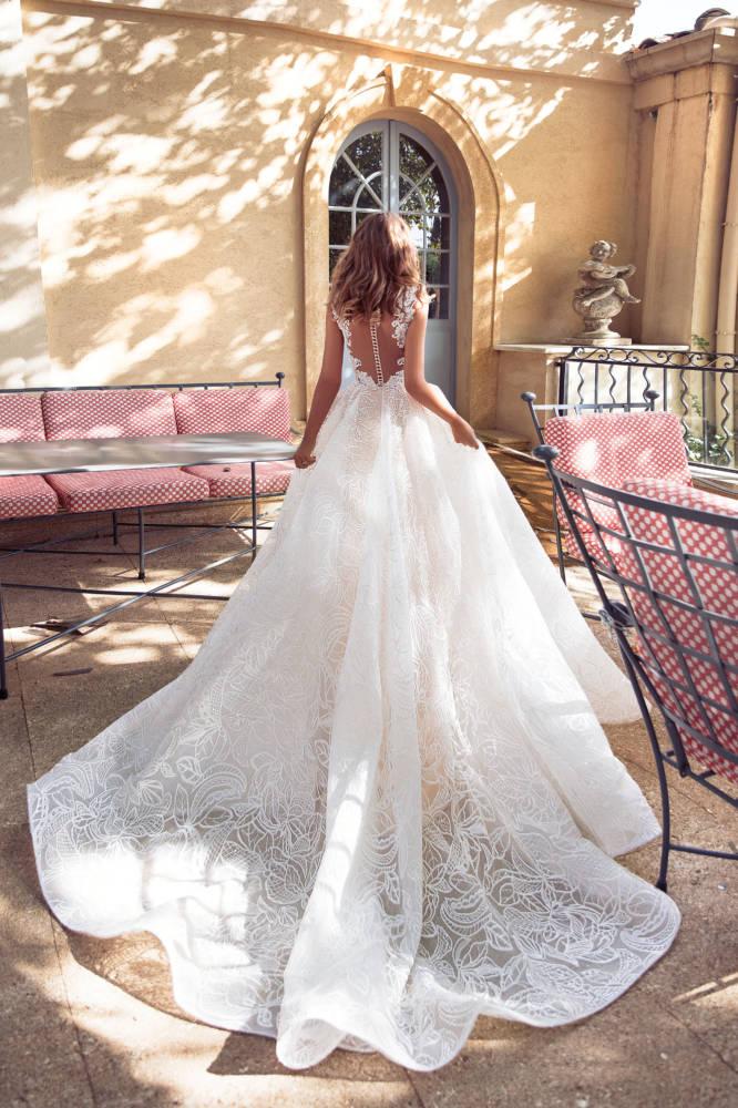 Blushing Bridal Boutique ,MillaNova,lorenzo rossi, KameliaBlushing Bridal Boutique -MillaNova-Sintra Holidays-lace tulle-haute couture-illusion-bridal-wedding-wedding gown-Mississauga-woodbridge-vaughan-toronto-gta-ontario-canada