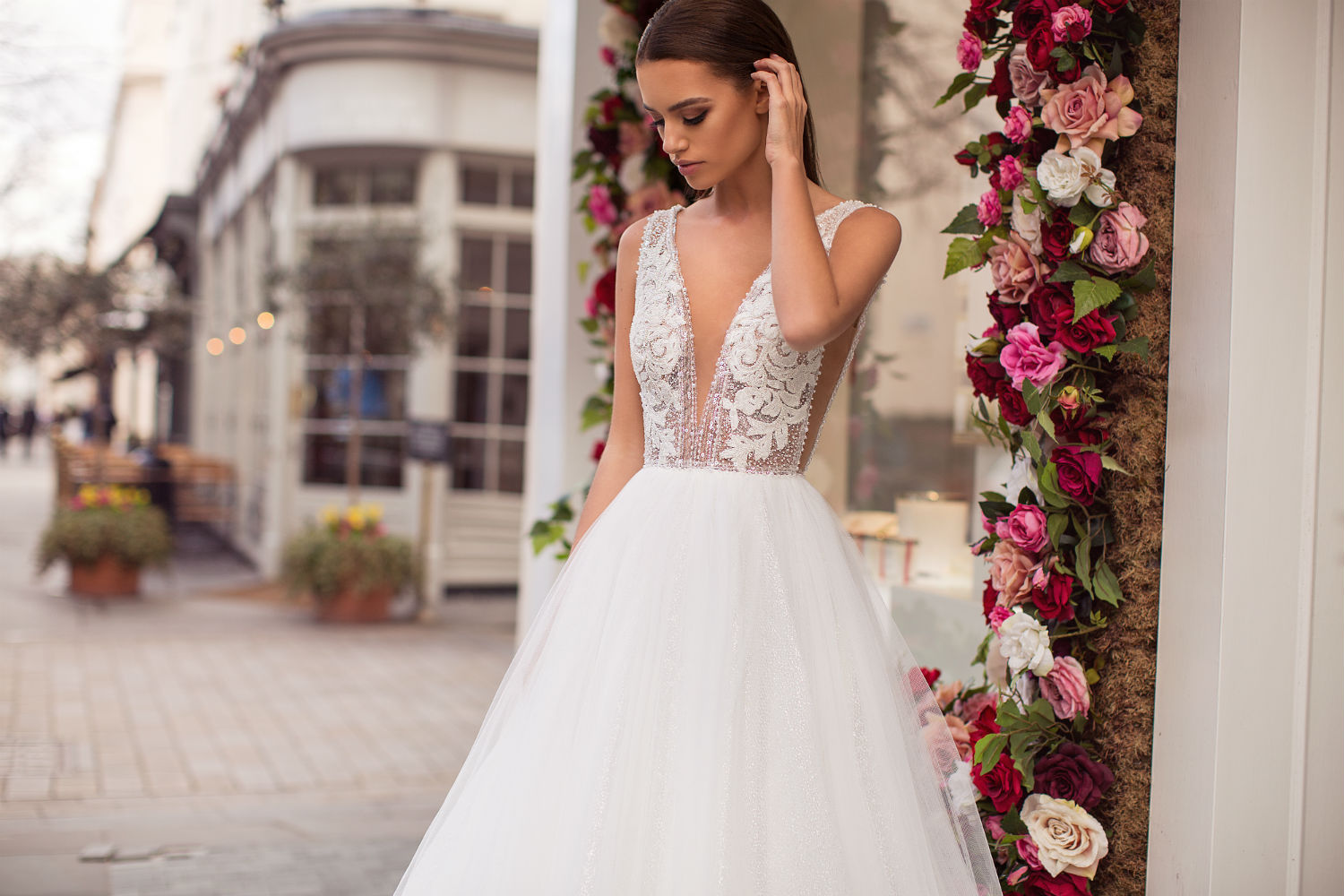Blushing Bridal Boutique ,MillaNova, Demi, Blooming London, New Collection 2019 ,-wedding gown-Mississauga-woodbridge-vaughan-toronto-gta-ontario-canada-montreal-buffalo-NYC-california