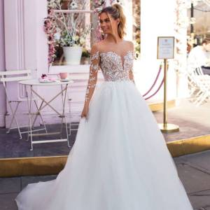 Blushing Bridal Boutique ,MillaNova, Paris, Blooming London, New Collection 2019 bridal-wedding-wedding gown-Mississauga-woodbridge-vaughan-toronto-gta-ontario-canada-montreal-buffalo-NYC-california