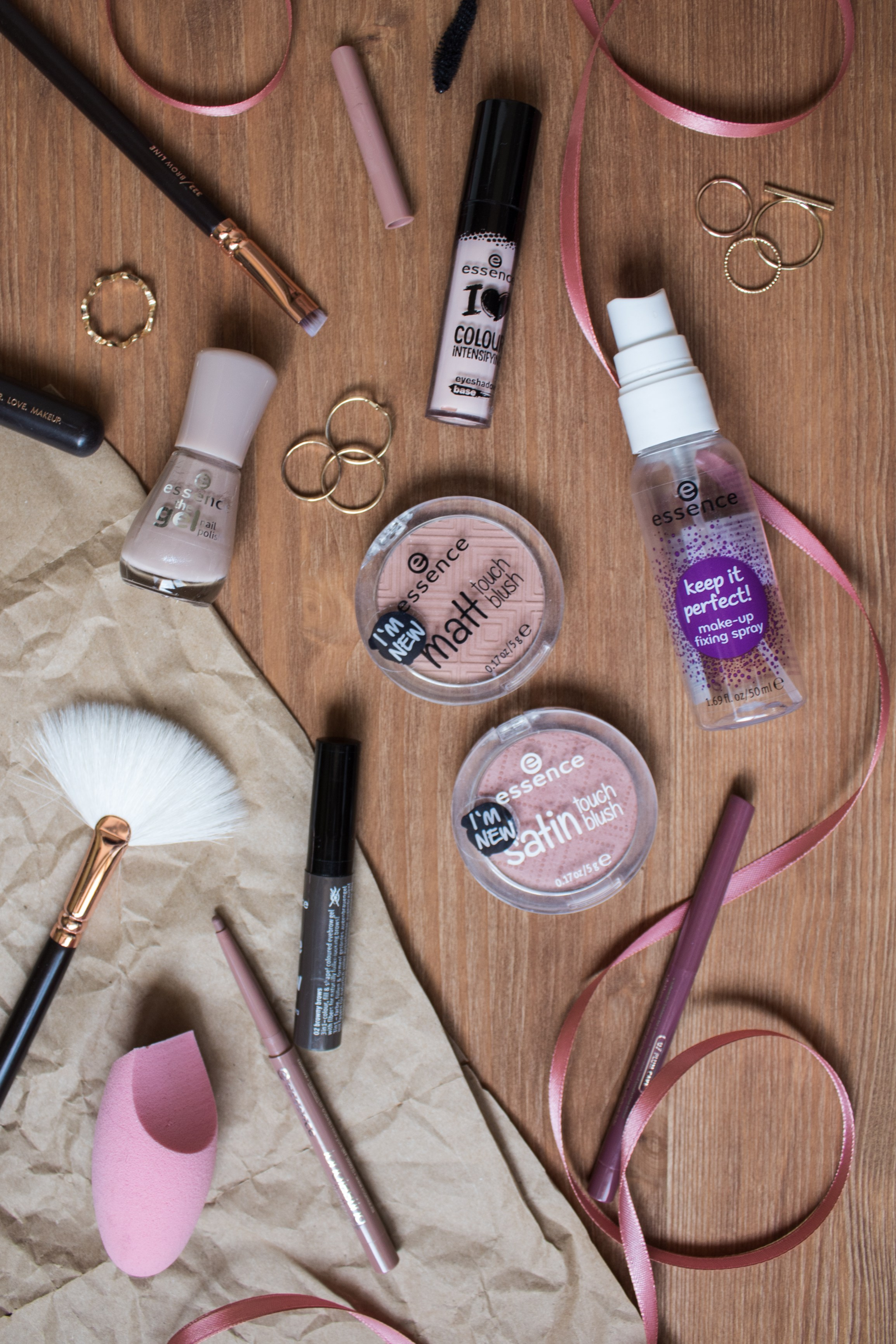 5 best products from essence
