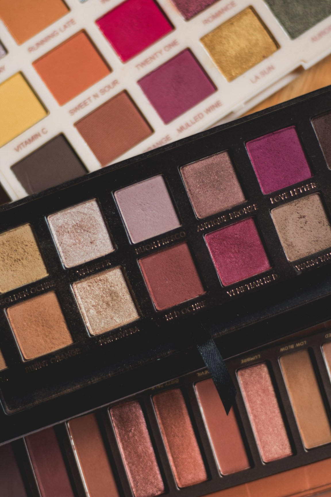 3 Fall Palettes