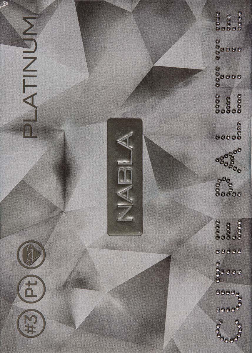 nabla cutie palette #3 platinum