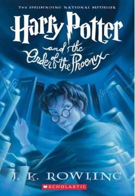 Harry Potter and the Order of the Phoenix by J.K. Rowling   Blushing Geek