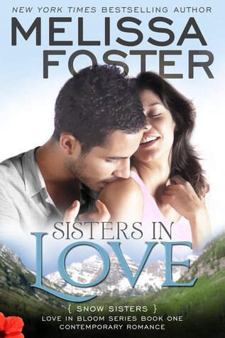 Book Review – Sisters in Love by Melissa Foster | Blushing Geek