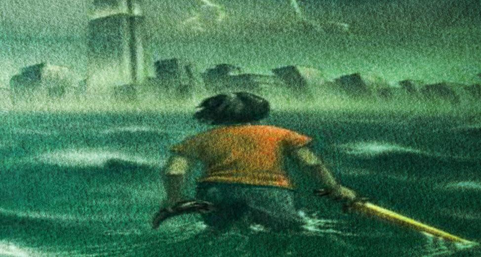 Book Review – The Lightning Thief by Rick Riordan | Blushing Geek