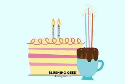 Birthday Goals for 2018   Blushing Geek