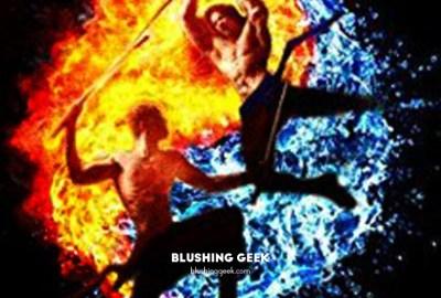 Book Review – Elemental Ninjas by Mon D. Rea | Blushing Geek
