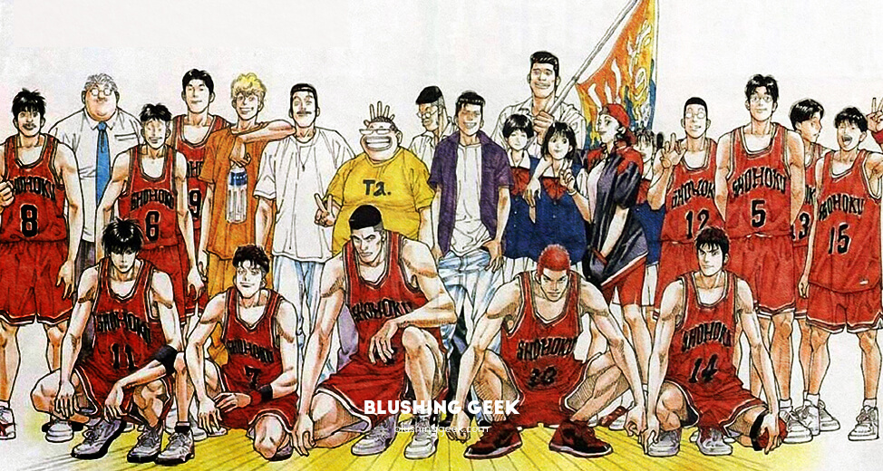 8 Reasons Why Slam Dunk is a Well-Loved Series | Blushing Geek