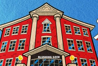 Book Review - Five Highschool Dialogues by Ian Thomas Malone | Blushing Geek