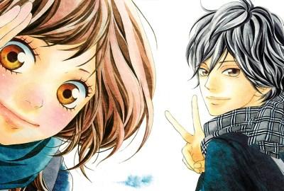 Manga Review - Ao Haru Ride by Io Sakisaka | Blushing Geek