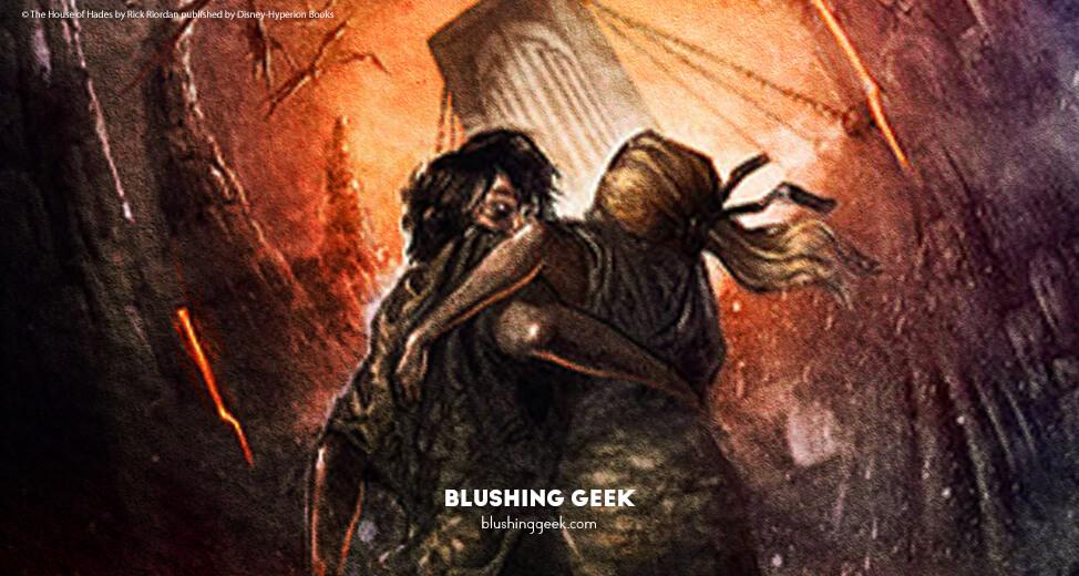 Book Review - The House of Hades by Rick Riordan | Blushing Geek