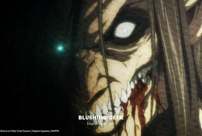Anime Review - Attack on Titan Final Season Part 1 | Blushing Geek