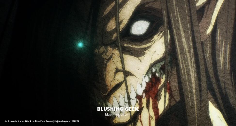 Anime Review - Attack on Titan Final Season Part 1   Blushing Geek