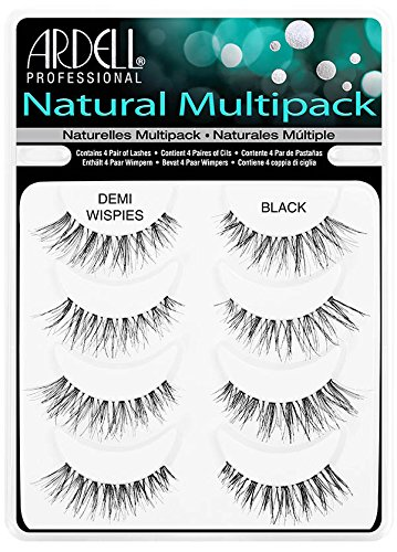 Ardell Natural Multipack Demi Wispies False Lashes