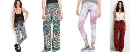 Cute and comfortable pants to wear to Coachella 2015 Coachella Fashion