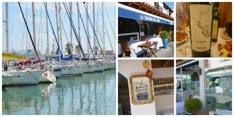 La Taverna del Puerto in Sitges Spain
