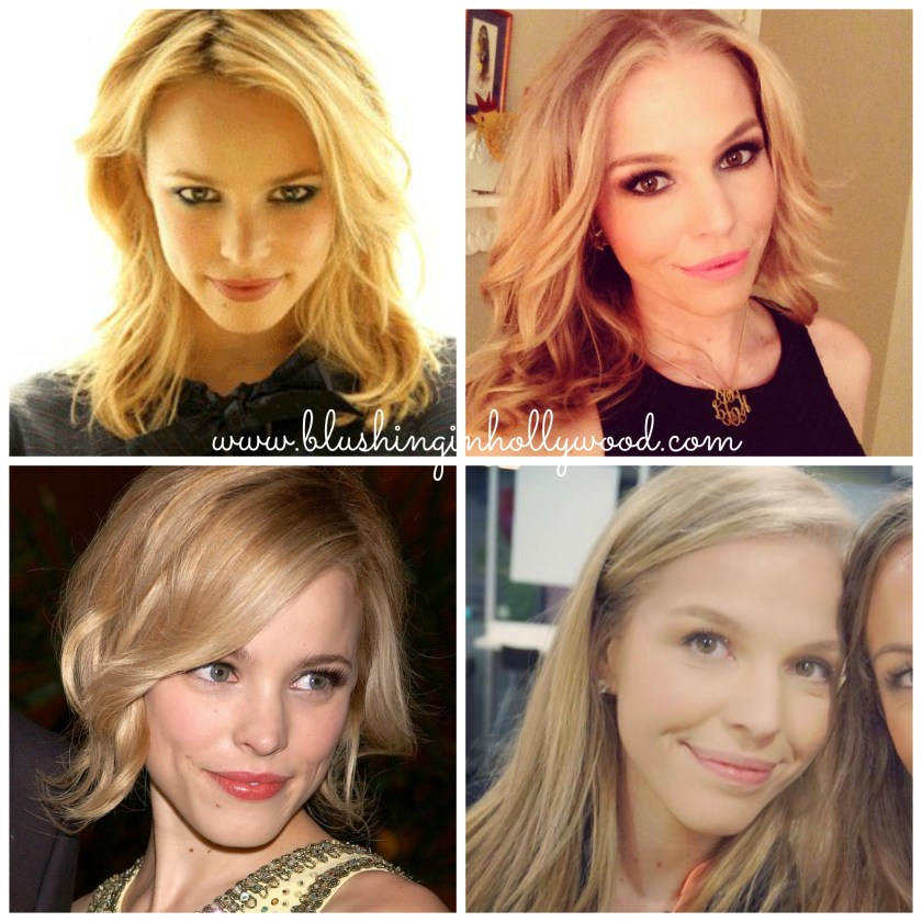 Rachel McAdams look alike