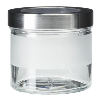 ikea-droppar-glass-canister-with-lid-cotton-balls-qtips