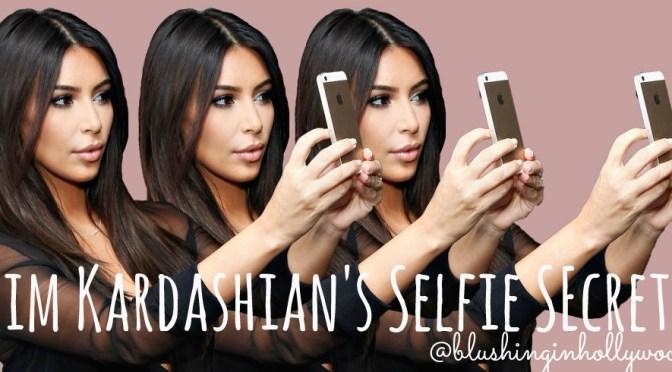 Kim Kardashian's Selfie Secrets