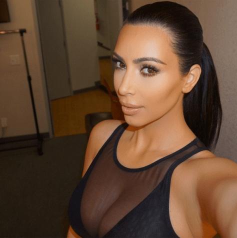 kim-kardashian-sony-camera-selfie