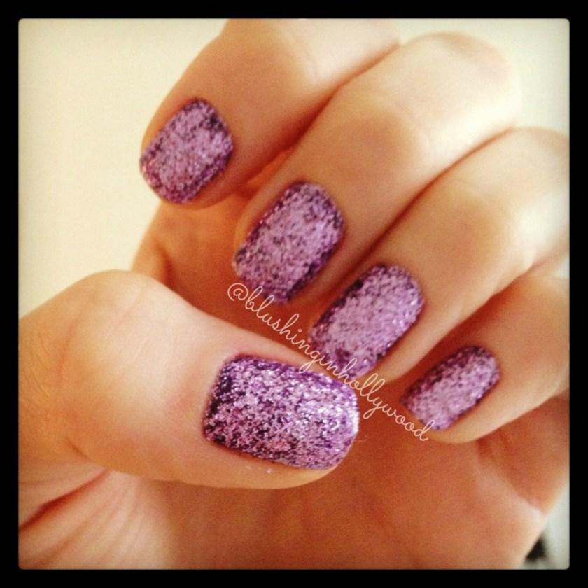 low-maitenence-dip-glitter-pampered-hands-make-your-manicure-last-longer-purple-glitter-nails-lavender
