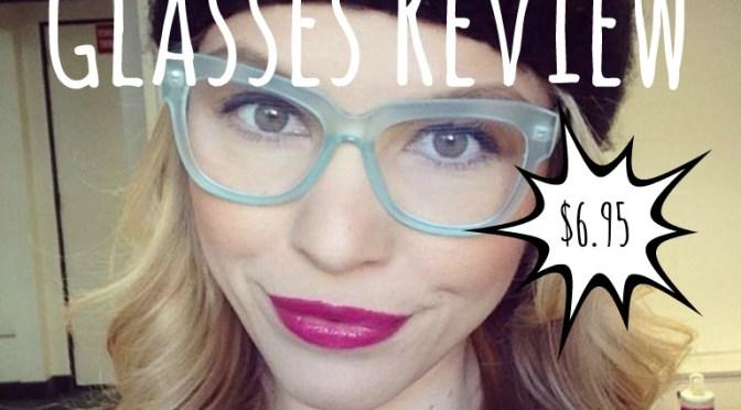Zenni Glasses Review