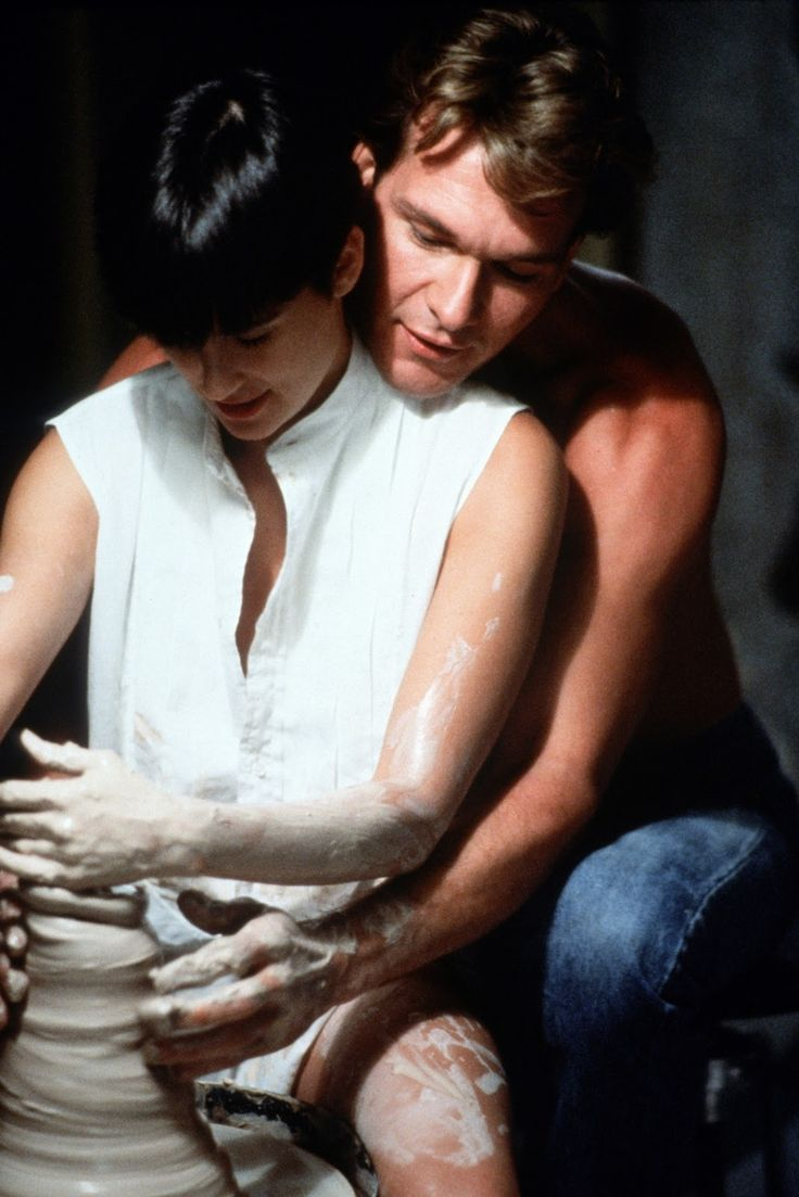 ghost-demi-moore-patrick-swayze-movie-pottery-class-clay