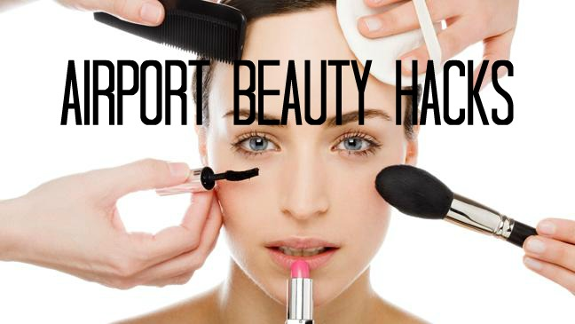 Traveling in Style Part Three – Airport Beauty Hacks