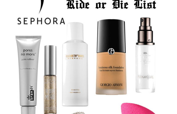 Sephora VIB Sale Recommendations Fall 2016