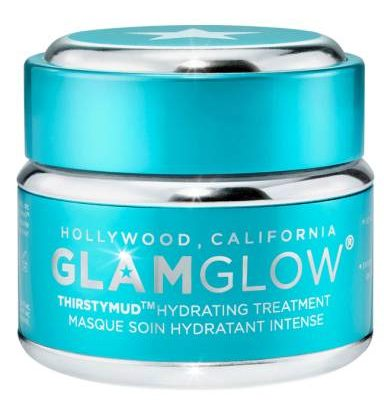 Glamglow THIRSTYMUD Hydrating Treatment is a great mask to use before doing a full face of makeup.