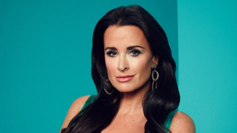Kyle Richards from Real Housewives of Beverly Hills is a big fan of Buxom plumping lip gloss