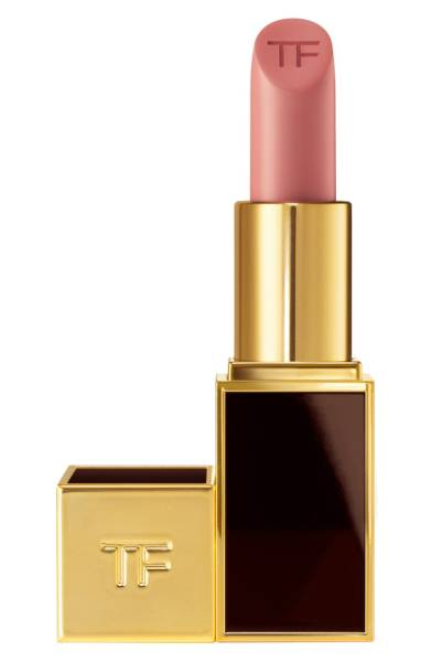 Tom Ford Lipstick in Spanish Pink looks gorgeous on Kyle Richards of Real Housewives of Beverly HIlls.