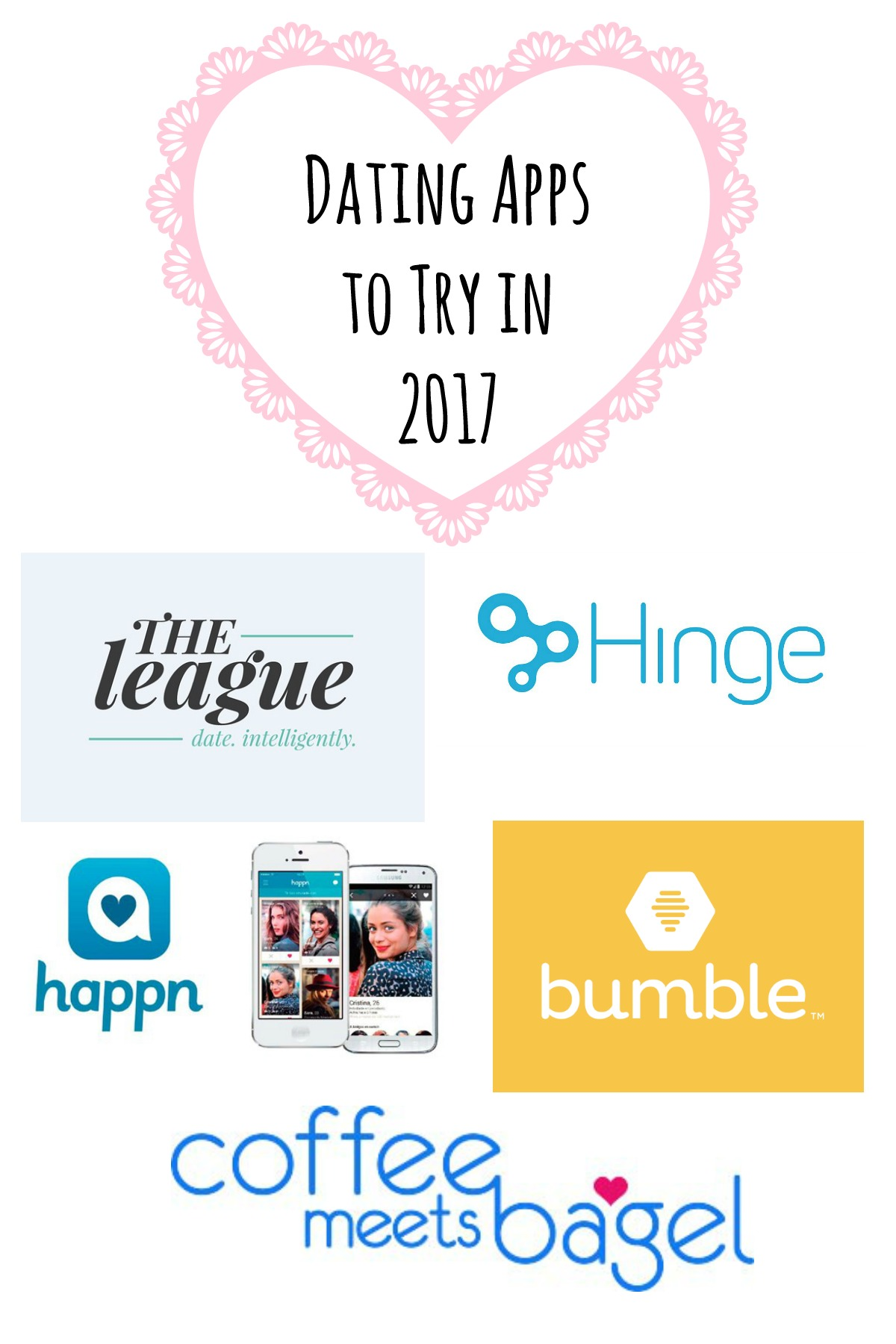 Dating Apps to Try in 2017