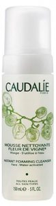 Caudalie Instant Foaming Cleanser gently removes makeup, dirt, and oil from the skin and is the first step in a skin care routine.