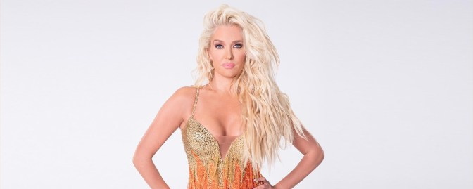 Erika Jayne on Dancing With the Stars 2017 Season Season 24 Week 2