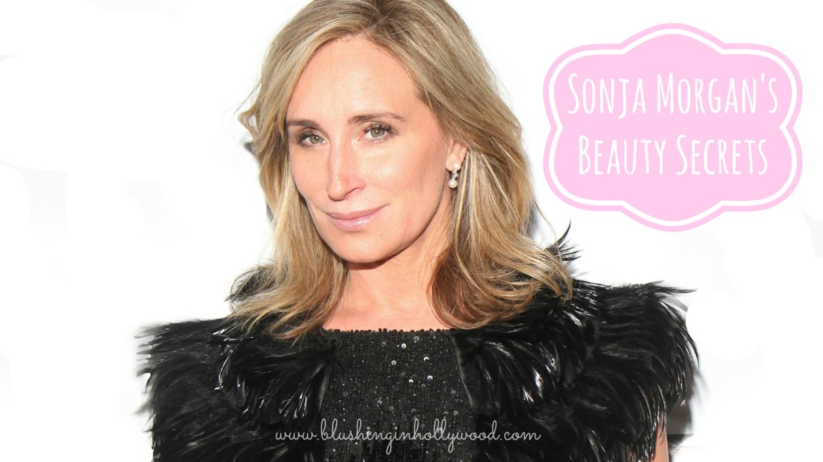 Sonja Morgan's Beauty Secrets – Skincare, Botox, Facials, and More