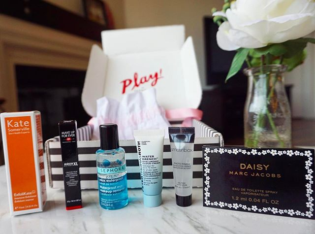 April Sephora Play Box Review