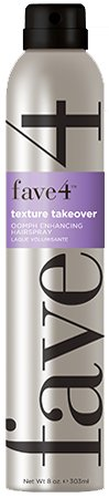 Fave4 Texture Takeover Spray