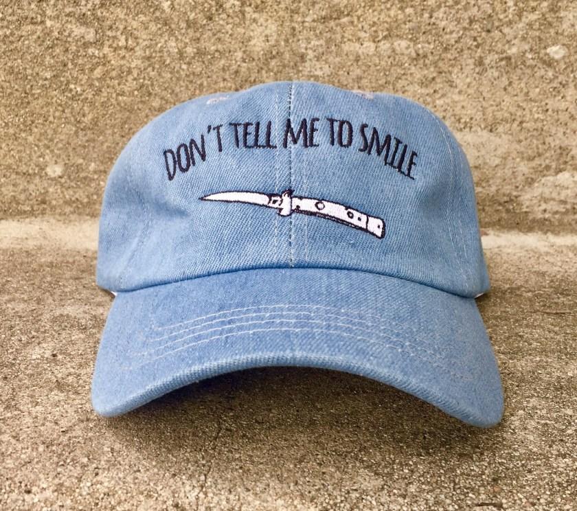 dont-tell-me-to-smile-hat-creature-of-habit-la
