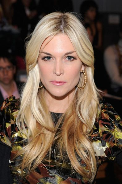 Tinsley Mortimer has the most gorgeous blonde loose waves ever!