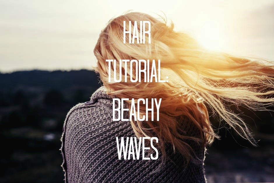 How to Get the Look: Beach Waves