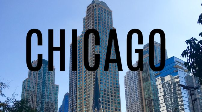 Chicago Trip – A&C Live Show, Shopping, Eataly, and more!
