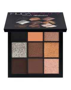 HUDA Beauty Obsesssions Eyeshadow Palette in Smokey