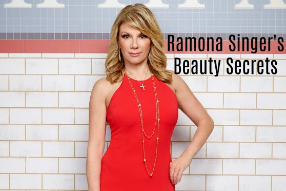 Ramona Singer Beauty Secrets