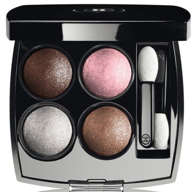 Chanel Les 4 Ombres Multi-Effect Quadra Eyeshadow in 14 Mystic